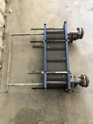 Alfa-laval M6-mfg Plate And Frame Heat Exchanger -20-250°f 150psi 102.5ft2