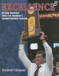 Uconn Huskies 2004 Ncaa Women's Basketball Champions By Courant, Hartford H…