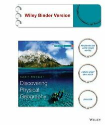 Discovering Physical Geography Binder Ready Version By Arbogast Alan F. Loandhellip