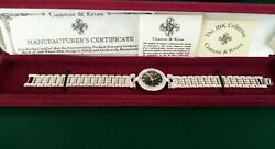 Camrose And Kross Collection Jbk Jacqueline Kennedy Watch Numbered P 054280.