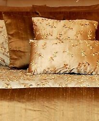 Custom Designer Bedding Set, Comforter And Pillows In A Bag, King Or Queen Size