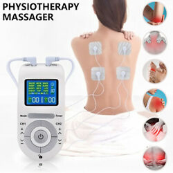12 Modes Home Used Low-frequency Multi-function Physiotherapy Instrument Usa