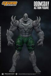 Storm Collectibles Dc Injustice Gods Among Us Doomsday 1/12 Scale Action Figure