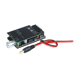 Hifi Level With Filter Digital Power Amplifier Board Module 50wx2 Aux And R3o0