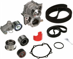 Engine Timing Belt Kit With Wate Fits 2008-2011 Subaru Imprezaoutback Forester