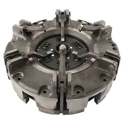 Clutch, Dual Assembly For Kubota M5030dt 35555-25100, 35555-25102