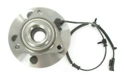 Axle Bearing And Hub Assembly Fits 2011 Ram 1500 Skf Chicago Rawhide