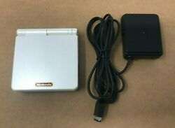 Nintendo Gameboy Advance Gba Sp Ags-001 Famicom Edition - Us Seller - Charger