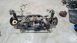 2016 Cadillac Cts-v Differential Half Shafts Rear Axle Assembly 84173769 2340101