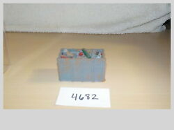 O Scale Large Dumpster Model Train Scenery Layout Accessory 4682