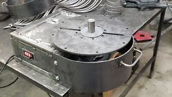 Usa Rotary Welding Table Rotating Turntable Positioner 400 Pounds Prototype
