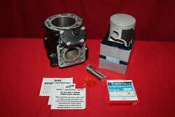 Yamaha 1999-2005 Gp1200r Xlt1200 Xlt Gpr Power Valve Cylinder Kit W/ New Piston