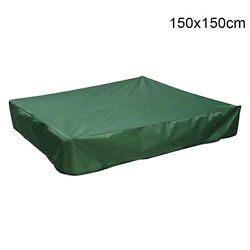 Farm With Drawstring Dustproof Waterproof Sandbox Cover Oxford Cloth Foldable