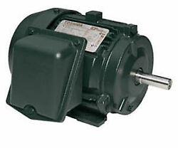 Toshiba 30hp 230/460 Volt 1800 Rpm 286t Frame Electric Motor Tefc Encl New