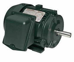 Toshiba 15hp 230/460 Volt 1200 Rpm 284t Frame Electric Motor Tefc Encl New