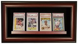 4 Graded Card Display Case - Free Shipping