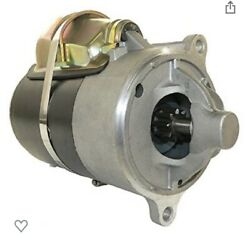 Db Electrical Sfd0060 New Starter Compatible W/replacement Ford Marine Engines