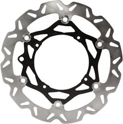 Ebc Osx6932org Front Oversized 280mm Rotor Kit Osx Carbon Look Disc