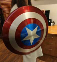 Marvel Legends Captain America 75th Metal Shield Boxed 1/1 Collection 24in 美国队长盾