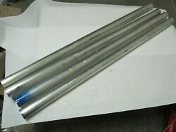 4 Qty Kaiser Aluminum 48andrdquo X 2andrdquo 6061-t6511 B Astm-b221 Z00015-761 Round Rods