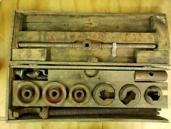 Ford Flathead V8 Kr Wilson Cylinder Sleeve Pulling Tool 85hp 60hp 95hp