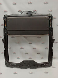 7271622 Frame Ceiling Panoramic Curtain Bmw 650i F06 2014