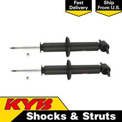 Set2 Kyb Excel-g Strut Assembly Front Pair For 1993-2002 Chevrolet Camaro