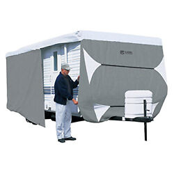 Classic Accessories Polypro 3 Travel Trailer And Toy Hauler Cover