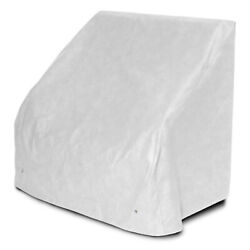 Koverroos Dupont Tyvek 22450 3-seat Glider/lounge Cover 78-inch Width By 38-i...