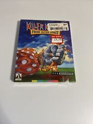 Killer Klowns From Outer Space Blu-ray Arrow Video Fye Exclusive Slipcover Oop