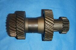 Triumph 1st 2nd 3rd Constant Mesh Gear Countershaft Assembly Parts Tr2 Tr3 Tr3a