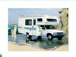 Seabreeze Motorhome Operations Manuals For Toyota Rv Furnace Ac And Appliance Info