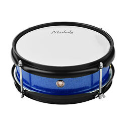 Muslady 8inch Snare Drum Head With Drumsticks Shoulder Strap Drum Key For A4d8