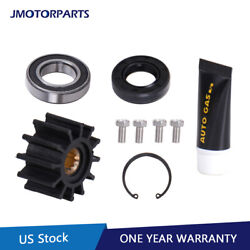 Complete Rebuild Kit For Volvo Penta Sea Water Pump 21213660 21214599 21214596