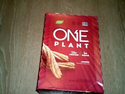 2 Boxes One Plant Churro = 24 Total Bars Exp Date 02/2021