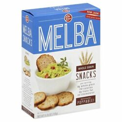 Old London Melba Snck Whole Grn 5.25 Oz Pack Of 12