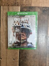 Call Of Duty Black Ops Cold War Cod Bo Used Sealed Xbox One / Series X
