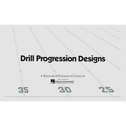 Paul Simon Opener Drill Design 55 Marching Band Level 2.5 By Jay Dawson