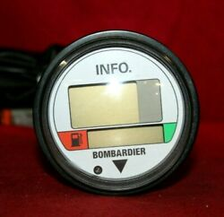 Seadoo 2000 2001 Gtx 951 Di Mfd Lcd Information Info Gauge Digital Display Meter