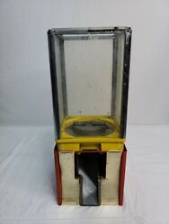 Vintage Antique Gumball/candy Machine For Parts Preowned Unbranded Fast Shipping