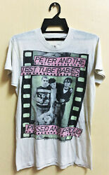 Vintage 80s 1982 Peter And The Test Tube Babies Punk Rock Tour Concert T-shirt