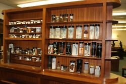1920's Specimens In 86 Jars From Local Collage In Wisconsin, Bugs Fish Frogs Etc