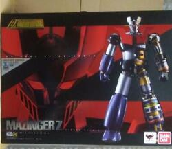 Bandai Dx Soul Of Chogokin Mazinger Z Action Figure First Limited Edition Unused