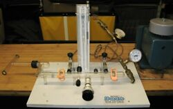 Precision Ii Daco Neon Equipment Sign Making Manifold + Vacuum System Parts