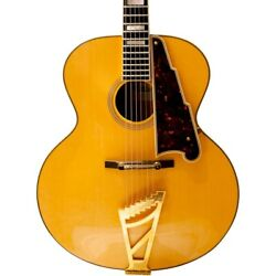 D'angelico Ex-63 Archtop Acoustic Guitar 190839802583 Ob