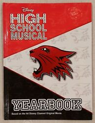 Disney High School Musical East High Yearbook By Emma Harrison, Hardcover, 2007