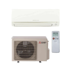 Mitsubishi M-series 12000 Btu Wall Mounted Cooling Only Air Conditioning System