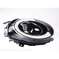 Mc2502120 New Replacement Led Driver Side Headlamp Lens And Housing