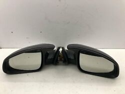 Bmw 4 Coupe F82 M4 Competition Set Of Side Mirrors 5 Pin Folding Lhd 2018