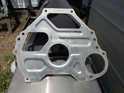 Ford Automatic 302 351w Block Spacer Plate 6 Bolt 164 Tooth Nice 1970and039s-80and039s Oem